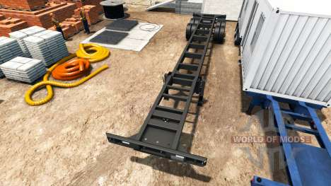Auflieger container-v0.1 für American Truck Simulator