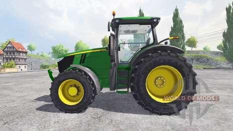 John Deere 7200 pour Farming Simulator 2013