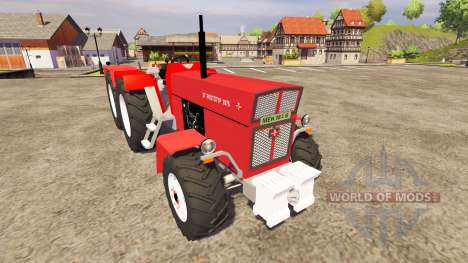 Fortschritt Prototype pour Farming Simulator 2013