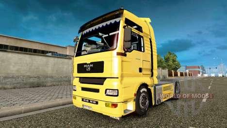 MAN TGA 18.440 v6.5 für Euro Truck Simulator 2
