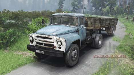 ZIL-130 [03.03.16] pour Spin Tires