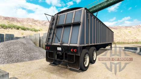 Ein semi-truck für American Truck Simulator