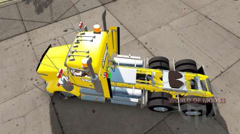 Kenworth T800 Colombia pour American Truck Simulator