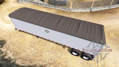 Un camion semi-remorque Mac. pour American Truck Simulator