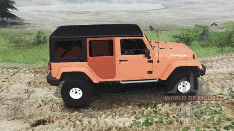 Jeep Wrangler Unlimited [03.03.16] für Spin Tires