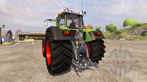 Fendt Favorit 824 v2.0 für Farming Simulator 2013