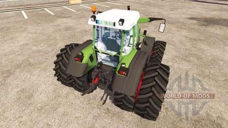 Fendt Favorit 818 Turbomatic v1.1 für Farming Simulator 2013