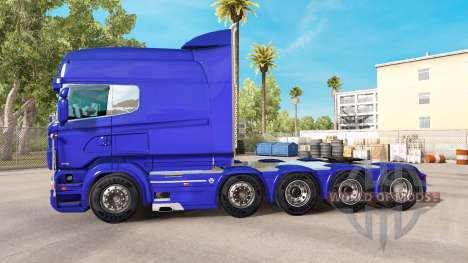 Scania R730 [long] pour American Truck Simulator
