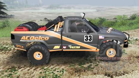 Chevrolet S-10 Buggy [03.03.16] für Spin Tires