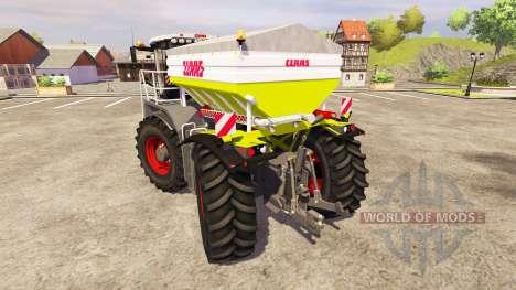 CLAAS Xerion 3800 SaddleTrac [pack] pour Farming Simulator 2013