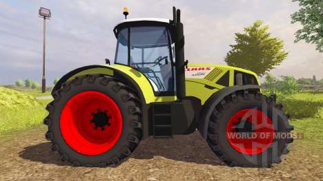CLAAS Axion 950 v1.0 für Farming Simulator 2013