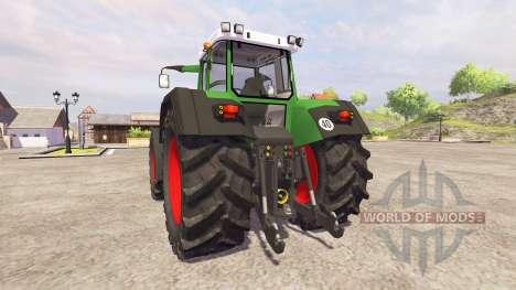 Fendt Favorit 824 Turbo v2.0 pour Farming Simulator 2013