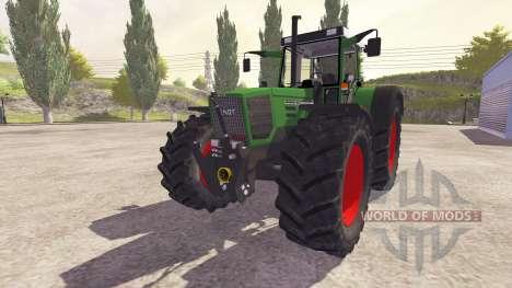 Fendt Favorit 824 Turbo v2.0 für Farming Simulator 2013