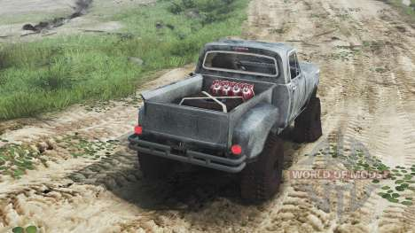 Ford F-100 1968 [25.12.15] pour Spin Tires