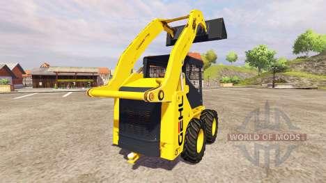 Gehl 4835 SXT v1.1 pour Farming Simulator 2013