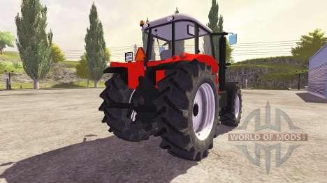 Massey Ferguson 5475 v2.1 pour Farming Simulator 2013