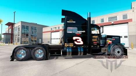La peau Goodwrench Service sur le camion Peterbi pour American Truck Simulator