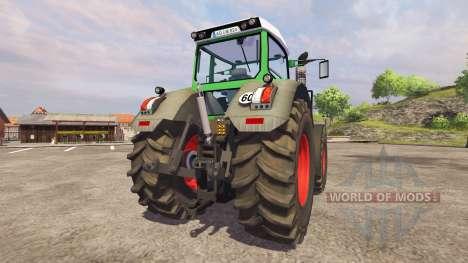 Fendt 824 Vario v1.1 pour Farming Simulator 2013