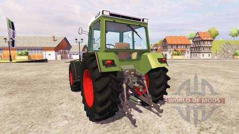 Fendt Farmer 309 LSA Turbomatik pour Farming Simulator 2013
