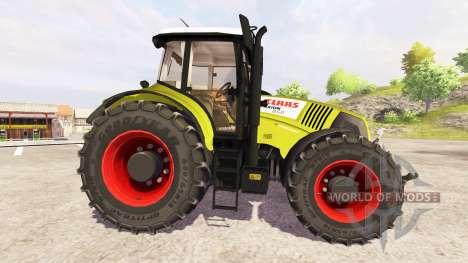 CLAAS Axion 850 v1.0 pour Farming Simulator 2013