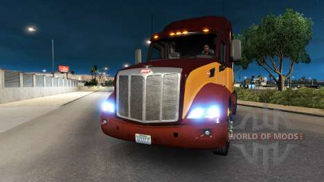 Phares au xénon pour American Truck Simulator