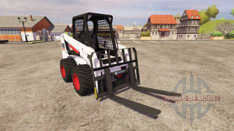 Bobcat S160 pour Farming Simulator 2013