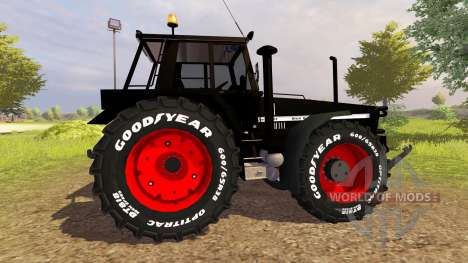 Fendt Favorit 622 LS [black bull] pour Farming Simulator 2013