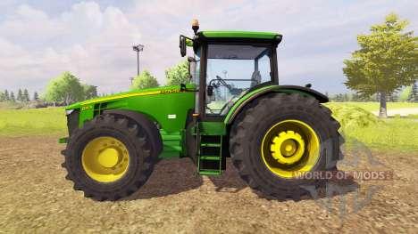 John Deere 8310R v1.6 pour Farming Simulator 2013