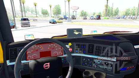 Volvo VT880 pour American Truck Simulator