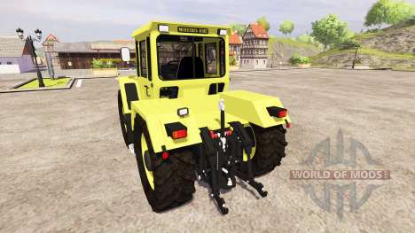 Mercedes-Benz Trac 1300 Turbo pour Farming Simulator 2013