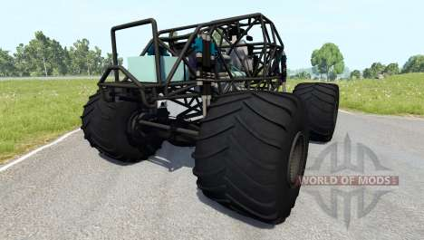 Bigfoot Monster Truck für BeamNG Drive