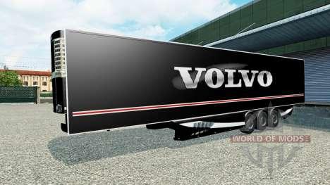 Die Semi-Trailer Volvo für Euro Truck Simulator 2