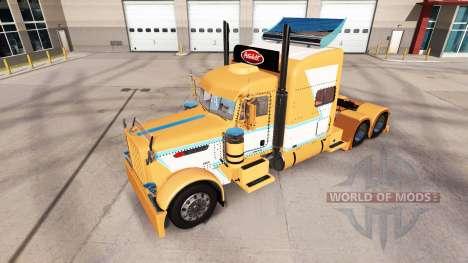 Skins pour Peterbilt 389 camion pour American Truck Simulator