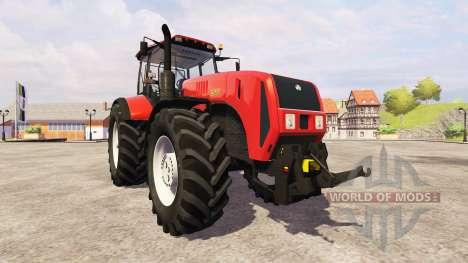 Belarus-3522.5 für Farming Simulator 2013
