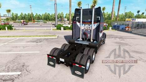 La mafia russe de la peau pour le camion Peterbi pour American Truck Simulator