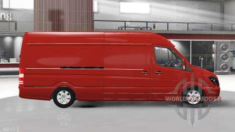 Mercedes-Benz Sprinter LWB v1.1 für American Truck Simulator