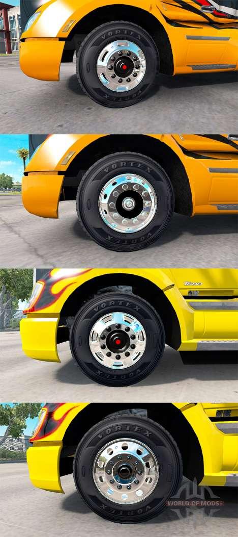 Les Roues Alcoa pour American Truck Simulator