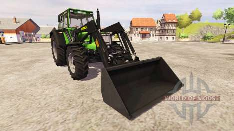 Deutz-Fahr DX 90 FL v2.0 pour Farming Simulator 2013