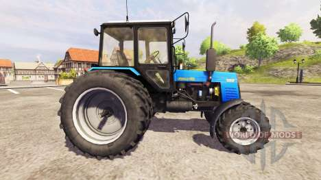 MTZ-Belarus 1025 v1.1 für Farming Simulator 2013