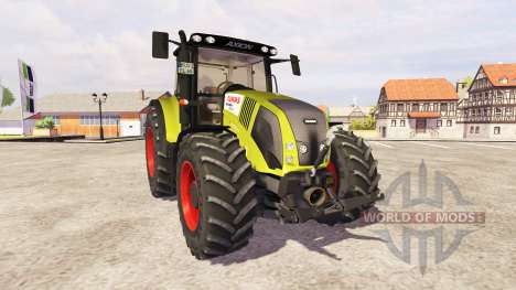 CLAAS Axion 850 v1.0 für Farming Simulator 2013