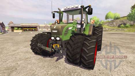 Fendt 312 Vario TMS v2.0 [red] für Farming Simulator 2013
