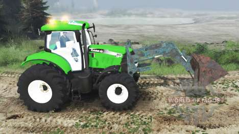 Case IH Puma CVX 160 FL [03.03.16] für Spin Tires
