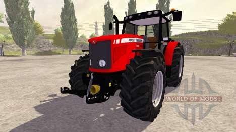 Massey Ferguson 6480 v1.0 pour Farming Simulator 2013