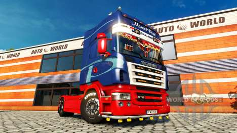 Scania R730 2008 v2.1 für Euro Truck Simulator 2