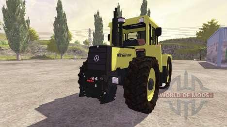 Mercedes-Benz Trac 1300 Turbo für Farming Simulator 2013