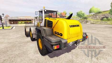 Liebherr L550 v1.1 für Farming Simulator 2013