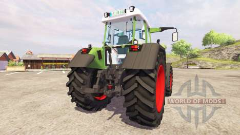 Fendt Favorit 818 Turbomatic v0.9 für Farming Simulator 2013