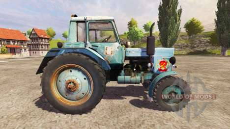MTZ-80 v2.0 für Farming Simulator 2013