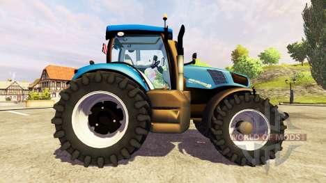 New Holland T8.390 v2.0 für Farming Simulator 2013