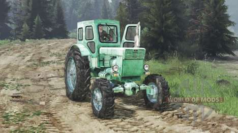 T-40am tracteurs [vert][03.03.16] pour Spin Tires